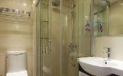 花岗岩装修的淋浴室的保养技巧