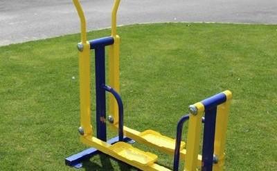 社区健身器材如何保养?