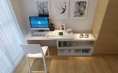 在家里安装电脑桌的步骤,如何自己安装学习桌