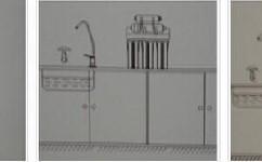 厨房是单水槽,如何安装净水器?