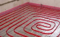 家庭裝修時地暖驗收標準和注意事項
