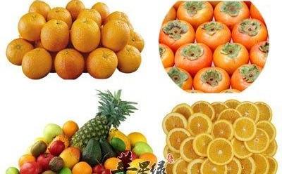 哪些水果在冬天是應季的?