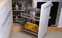 如何选择橱柜篮子的大小?普通橱柜篮的尺寸