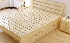 实木床的简单安装方法,实木家具的保养方法
