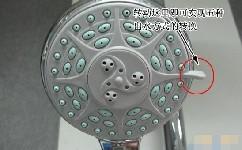 如果我想更换我的淋浴头,我应该怎么做?