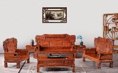 年年紅紅木家具是什么牌子的?