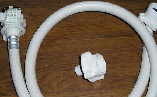 洗衣機進水管的安裝,你們都知道嗎?