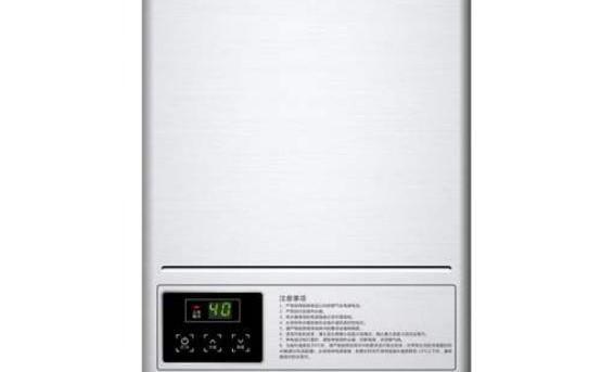 廚房熱水器的使用方法,你知道嗎?