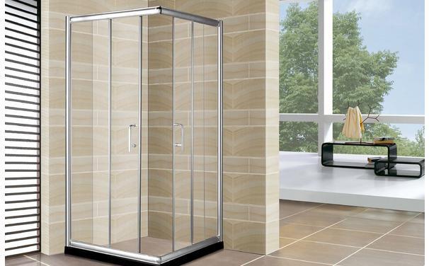 猴吉吉教你如何清潔浴室淋浴房玻璃