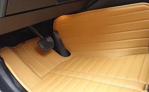 汽車地毯不同污漬的清洗方法