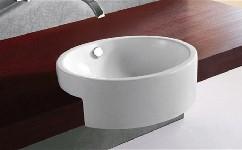 陶瓷面盆的清潔方法和使用注意事項