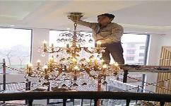 燈具安裝?——吊燈安裝方法及注意事項