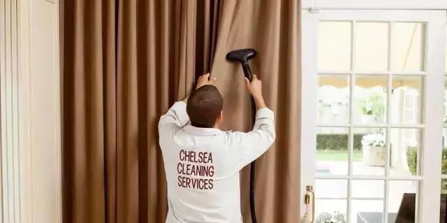 快速有效的清洗窗帘妙方,如何简单快捷地将窗帘洗干净