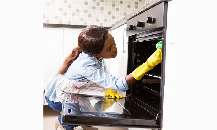 教你如何清洗烤箱